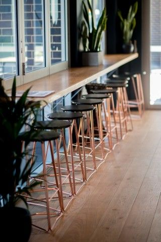 East of Norman interior: Designed by Claire Kneebone it follows her aesthetic of mixing natural elements with high-quality furniture and fittings- InDaily Adelaide Review