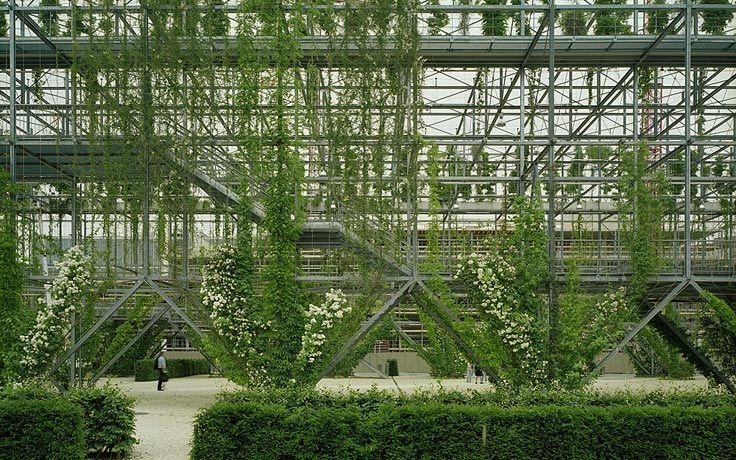 Les 25 meilleures id es de la cat gorie architectes for Espace vert 974