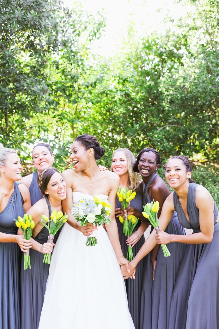 Bridesmaids dresses designed by two birds is one dress bridesmaids dresses designed by two birds is one dress that can be worn more than 15 ways dream wedding pinterest weddings ombrellifo Image collections