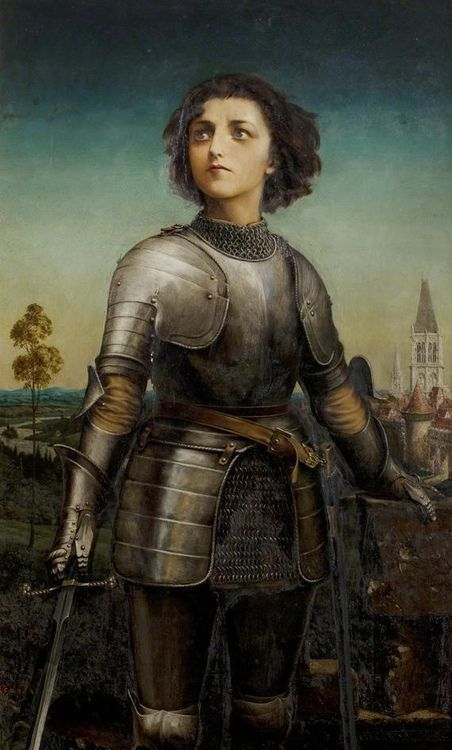 Joan of Arc joan of arc painting Search Results Jules ...