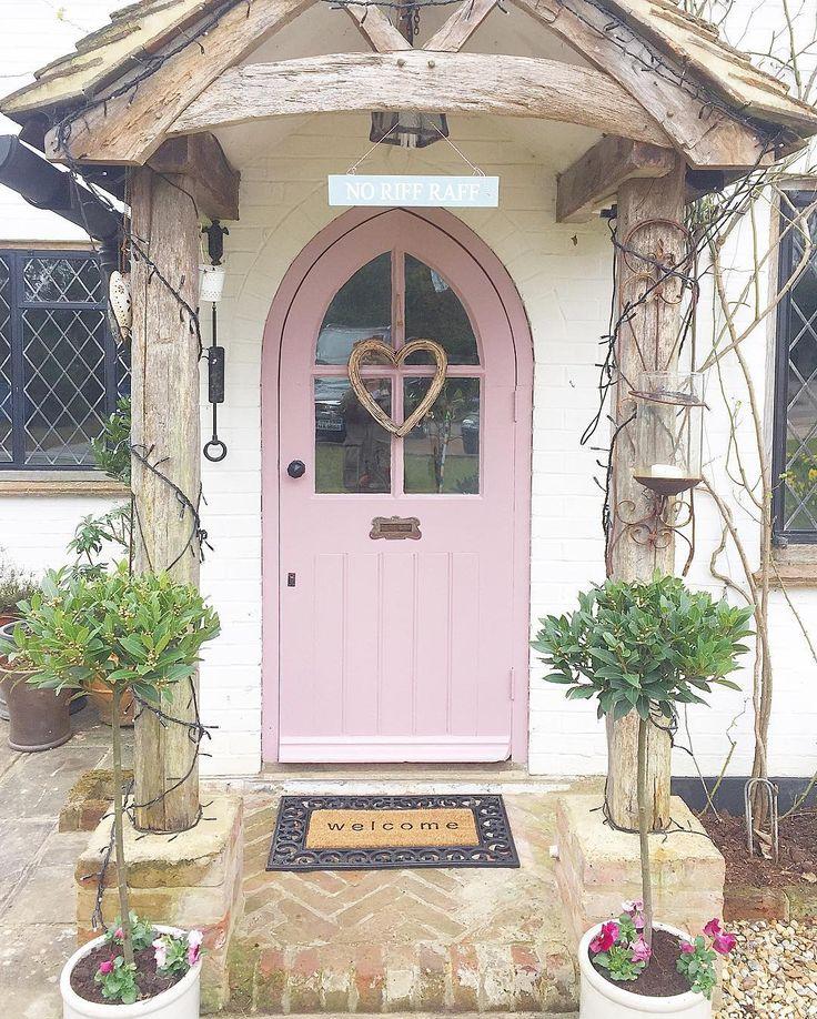 134 best exterior inspiration images on pinterest farrow - Farrow and ball exterior door paint ...