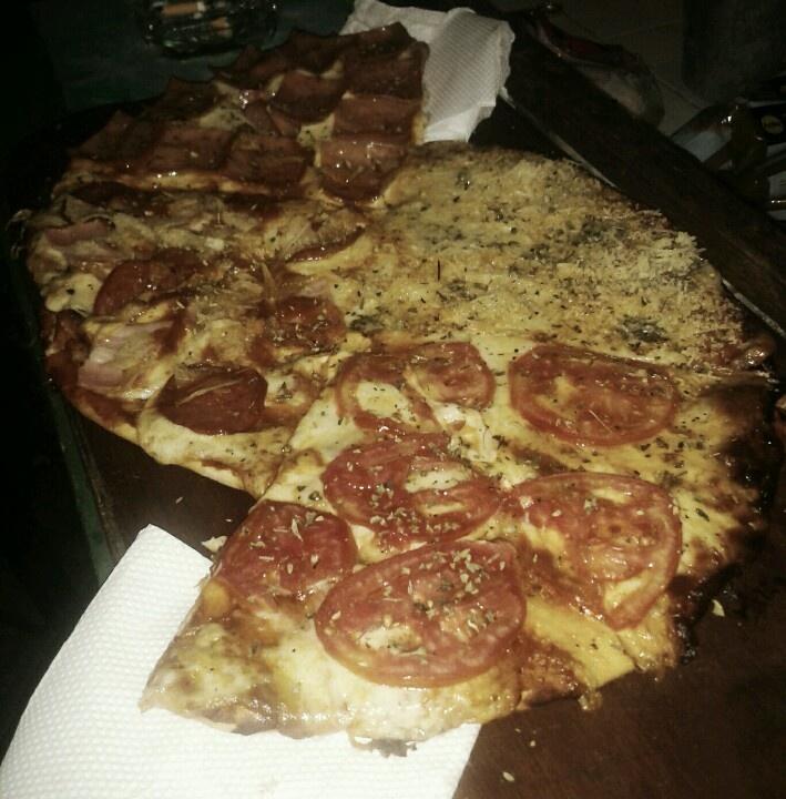Getsemani-Cartagena Pizza