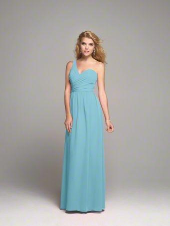 Pool Bridesmaid Dresses