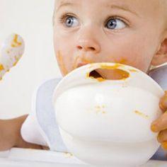 enfant carotte mange diversification alimentaire