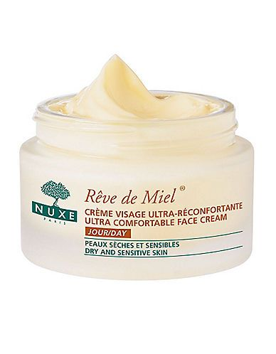 Nuxe Rêve de Miel Ultra Comfortable Face Cream, Day, for Dry & Sensitive Skin