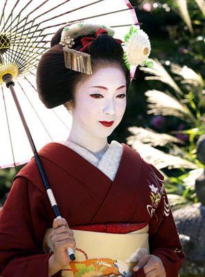 Kikuyu Geisha - Bing images