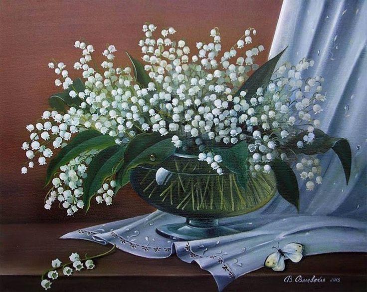 работы Валентины Валевской – 16