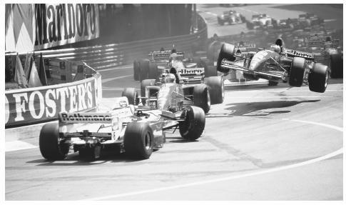Gran Premio de Mónaco.