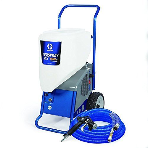 #airtoolsdepot Graco 17H572 TexSpray RTX 1400SI Texture Sprayer from Graco, Inc: We are proud to present the famous Graco 17H572 TexSpray…