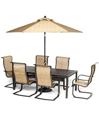 Patio Furniture 7 Piece Set 11 best patio furniture images on pinterest | patio dining sets