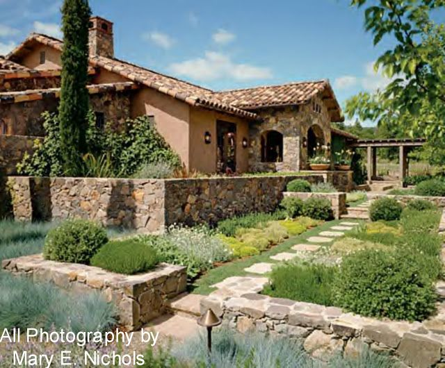 Italian Style Houses vintage homes in italy | italian+style+farmhouse+exterior+with+