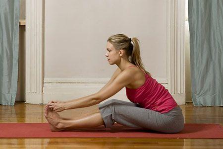 Fat Burning Yoga Workouts