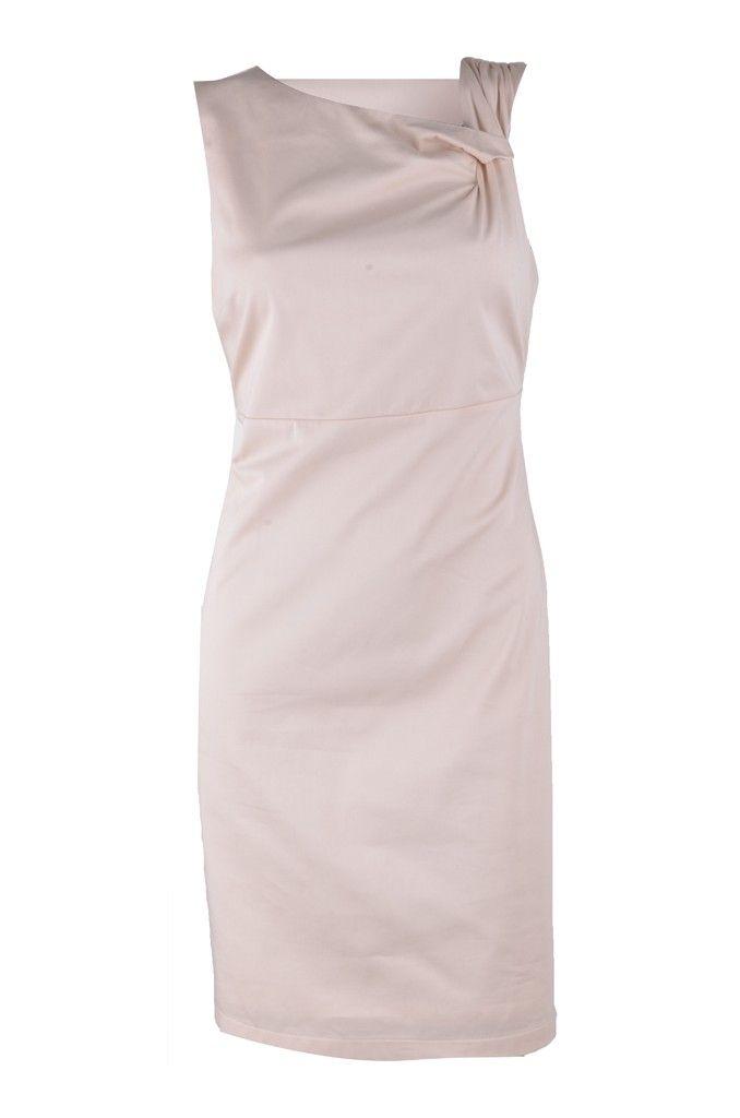 Poederroze jurk - Jurken - Kledij - Dames