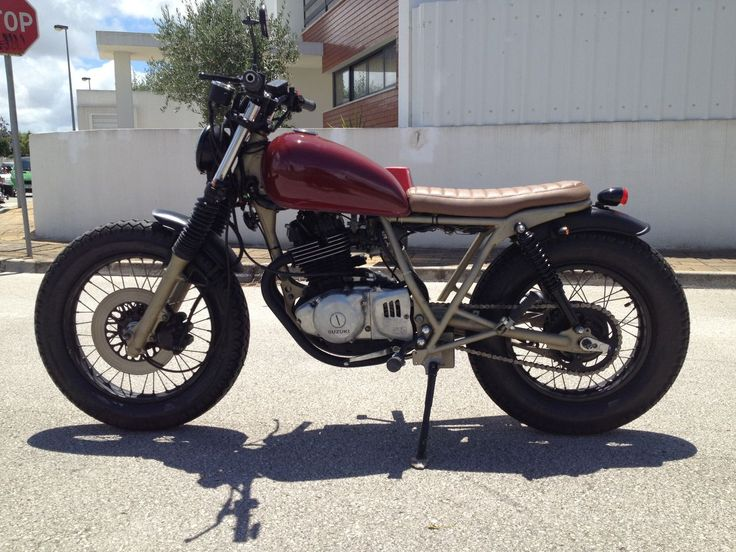 GN 250 - Projecto homemade