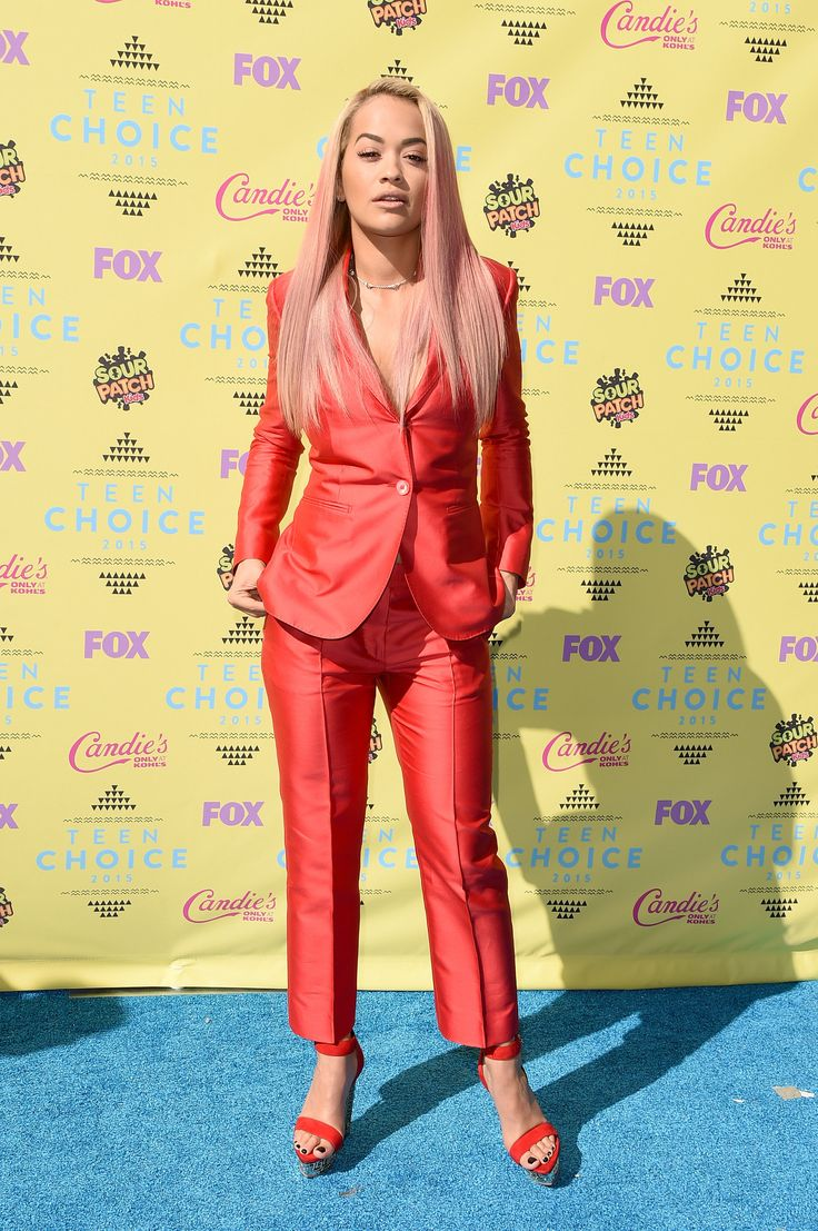 Rita Ora aux Teen Choice awards