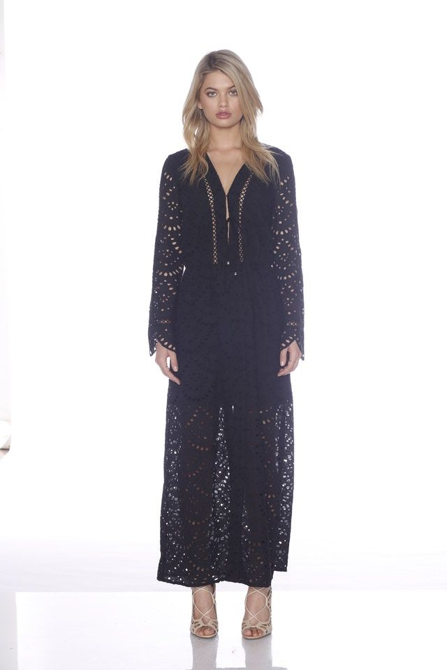 Ministry of Style - Hunter Maxi Dress