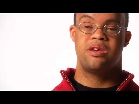 "PSAs for National Downs Syndrome Congress - ""We're more alike than different."""