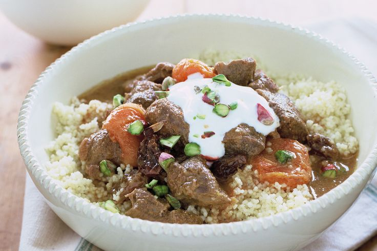 Lamb Tagine, this was the first dish I made for Paul and he still ...