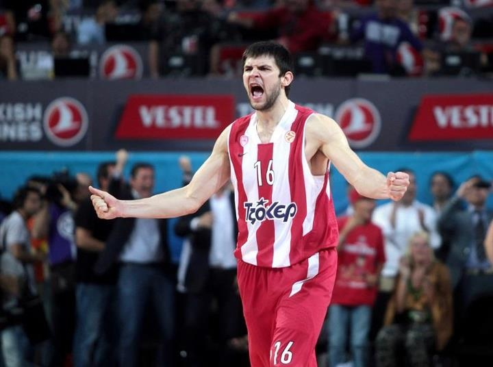 Kostas Papanikolaou - The future of Greek Basketball