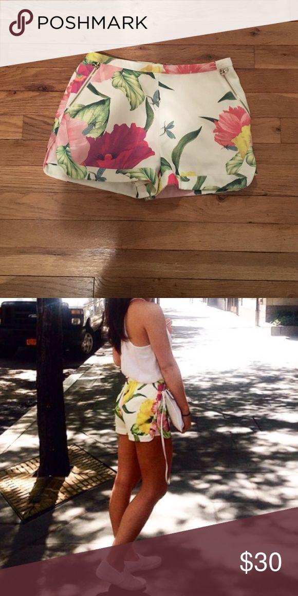 Ted Baker Shorts Floral Shorts Ted Baker Shorts