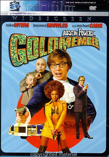 Austin Powers In Goldmember (Widescreen) (DVD 2002) | DVD Empire