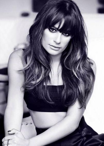 Lea Michele - A Rachel de Glee