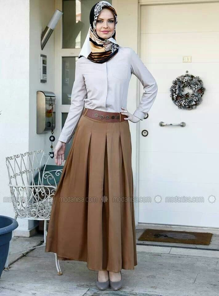 Fashion will be revolutionized with the new essence of modest clothing designs that are slowly being incorporated into many designer lines of fashion  http://goo.gl/EvHT3u
