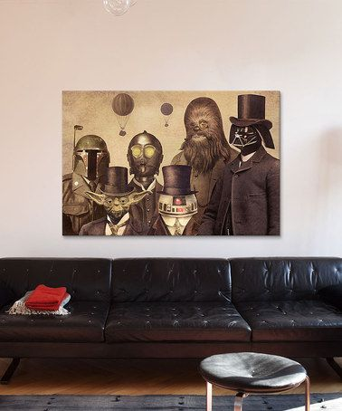 Another great find on #zulily! Terry Fan Victorian Wars #2 Gallery-Wrapped Canvas #zulilyfinds