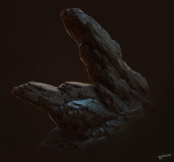 Dark Rocks, Jonas Ronnegard on ArtStation at https://www.artstation.com/artwork/X6GD