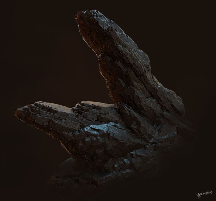 Dark Rocks, Jonas Ronnegard on ArtStation at https://www.artstation.com/artwork/X6GD
