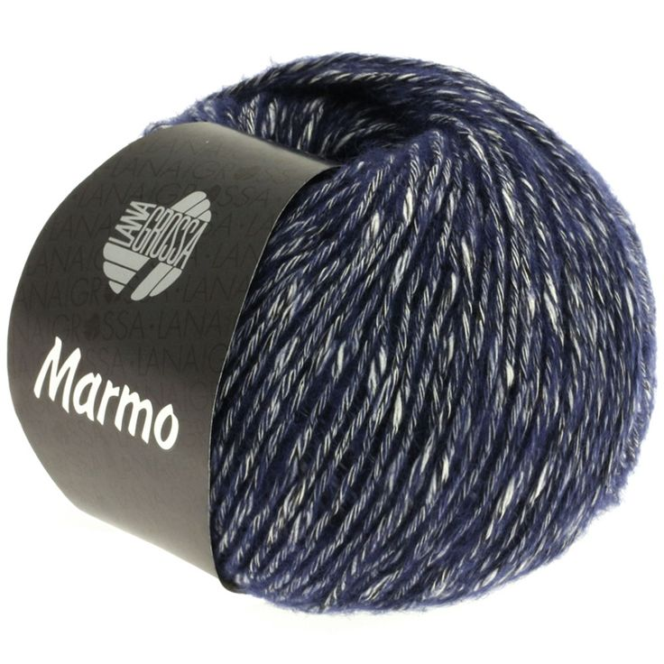 MARMO 011-navy / raw white / anthracite