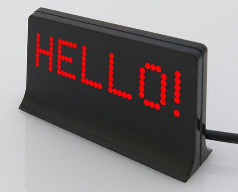 LED Message Board - Mac/PC