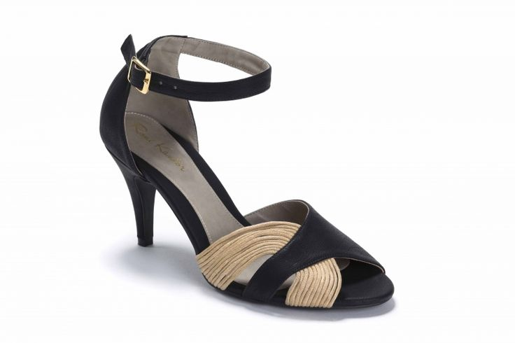 Black Angelica Shoes
