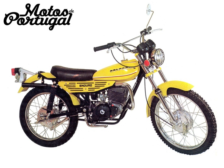 Vintage Confersil Enduro 50 (Made in Portugal)