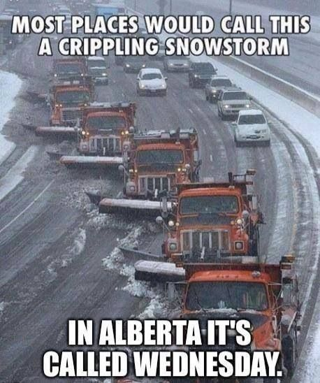 Man i love living in alberta
