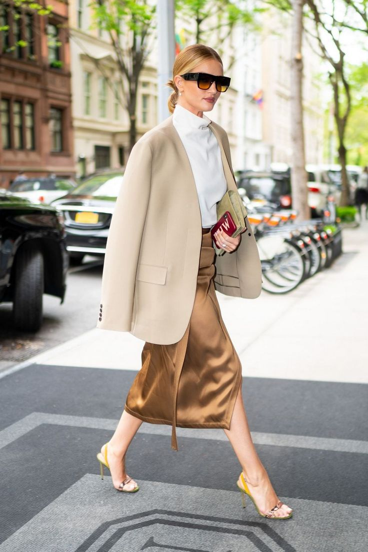 50+ Fall Winter Outfits for Work We'll Be Copying