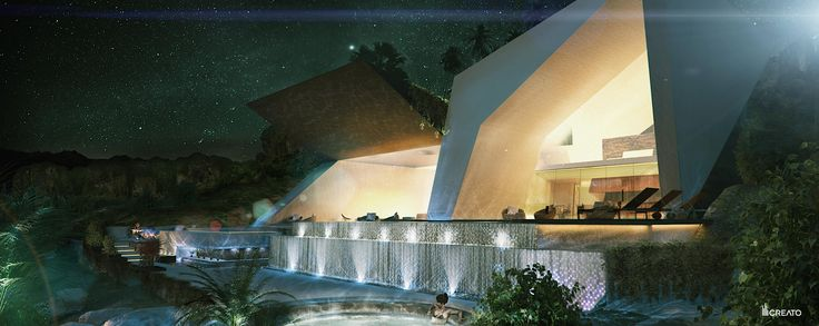 #design #project #luxury #architect #thailand #creato #contemporary #resort