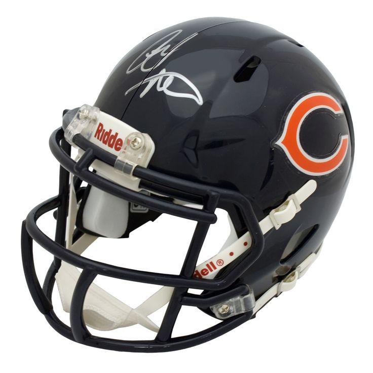 Alshon Jeffery Signed Chicago Bears Mini Helmet