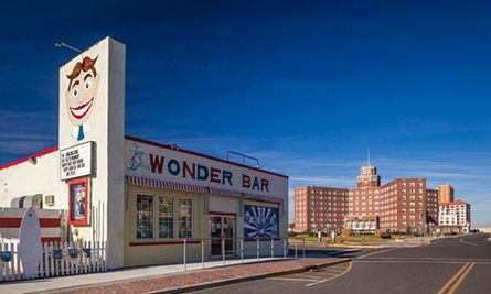 The Wonder Bar, Asbury Park