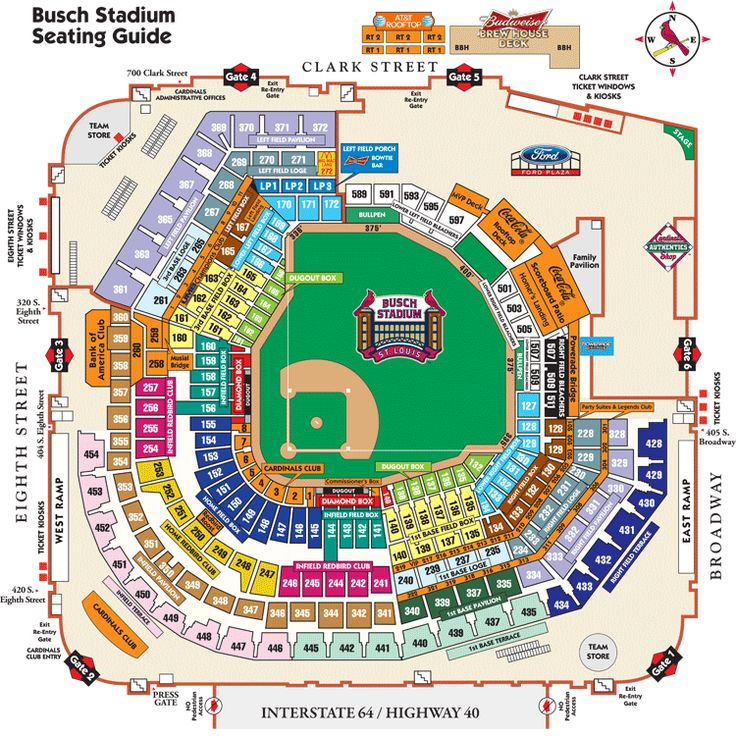 2014 Seating Chart******* $4 tickets to see PONDSCUM (..The METS!) in June..What a Bargain! STL's biggest rivalry..not so friendly, lol.