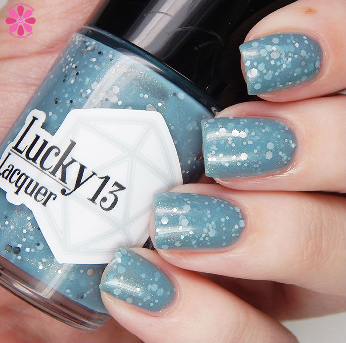 Lucky 13 Lacquer Knock 'Em Dead(pool) Collection; Gratuitous Cameo