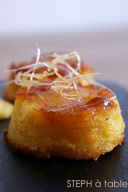 Gâteau à l'ananas de Jean Pierre Coffe