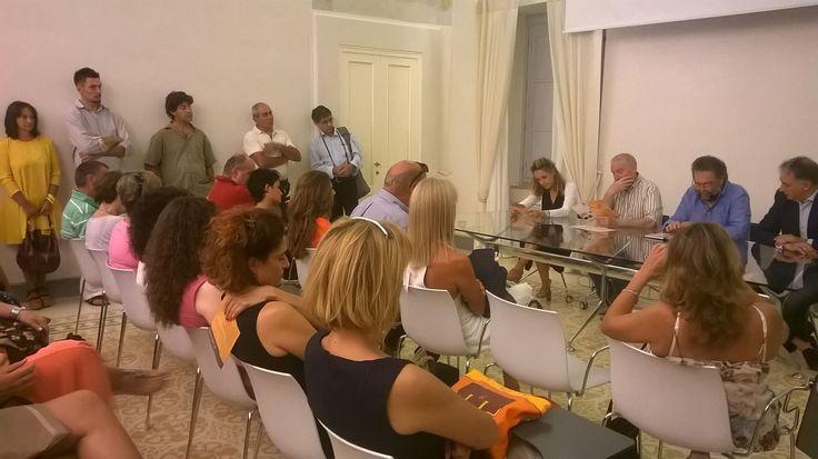 Immaginar di tavole imbandite - Palazzo Boccella