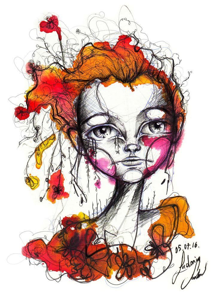 #illustration #art #artist #character #colours