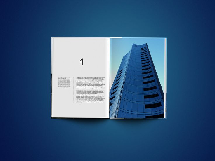 Editorial/Mag PSD (FREE) on Behance