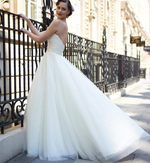 Allie | Nuit Blanche Paris - Robes de mariée sur mesure