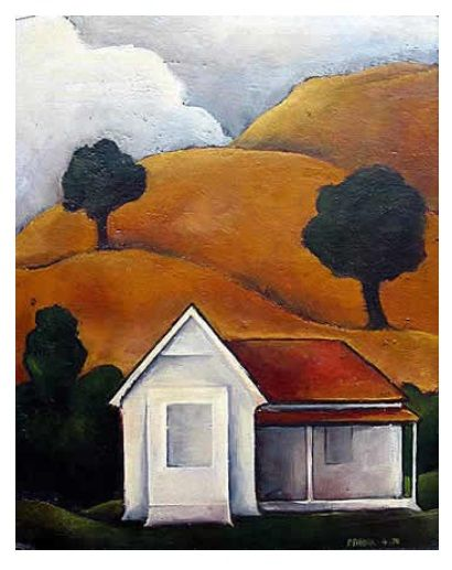 House (1969) by Peter Siddell.