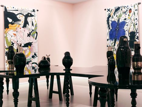 Funtastico Jaime Hayon exhibition at Groninger Museum
