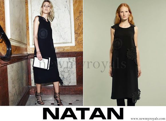 Queen Maxima wore Natan Dress - Couture Collectie SS16. www.newmyroyals.com