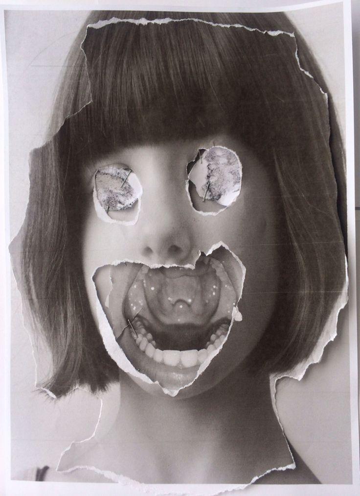 "Collage - from ""Missing Pieces"" || Valentina Sartori"